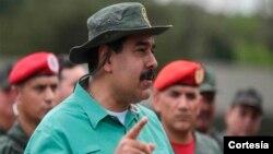 El presidente Nicolás Maduro anunció un posible aumento de salario.