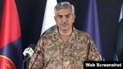 د پاکستان د پوځ ویاند مېجر جنرل بابر افتخار
