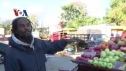 Tukang Sayur Tradisional di Baltimore