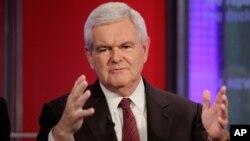 Newt Gingrich službeno najavljuje svoju kandidaturu za republikansku nominaciju 2012.