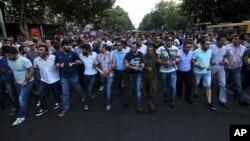 Yerevan, 23-iyun, 2015