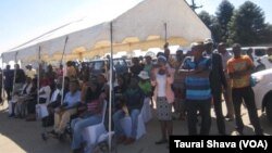 Zimbabwe Human Rights Commission road show