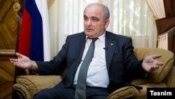 لوان جاگاریان سفیر روسیه در ایران