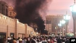 Eksplozija u Medini