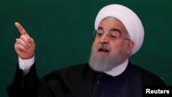 하산 로하니 이란 대통령.