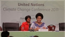 وزیر امور خارجه آفریقای جنوبی و رییس این کنفرانس در جلسه پایانی این نشست گفت: «ما برای دستیابی به توافق به اینجا آمدیم تا کره زمین را برای آینده بچه ها و نوه هایمان حفظ کنیم.»