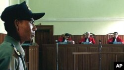 The Appeals Court issued an 18-year prison sentence against the six suspects in absentia and fined $100,000.