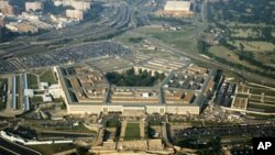 미 국방부 건물 (자료사진)