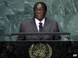 """Zimbabwean president Robert Mugabe, described in leaked cables as """"clever,"""" """"ruthless,"""" and """"a brilliant tactician."""""""