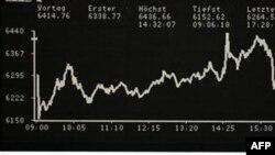 Падение курсов на фондовом рынке Израиля