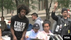 Occupy Turns One With Demands, No Specific Program