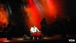 Rada recibirá el reconocimiento, que comparte con otros artistas, el 9 de noviembre en Las Vegas.