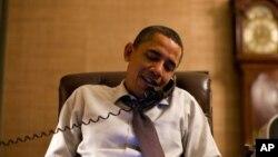 """""""Malia y Sahsha tienen amigos cuyos padres son parejas del mismo sexo"""", comentario de Obama sobre el matrimonio homosexual."""