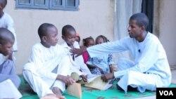 Usman Mohammed, wani dan gwaggwarmaya kan tsarin almajiranci