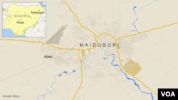 尼日利亞博諾州首府邁杜古里