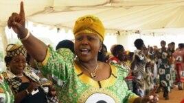 Oppah Muchinguri Umphathintambo Wezabomama
