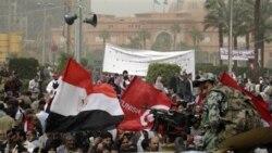 عذرخواهی ارتش مصر از مردم