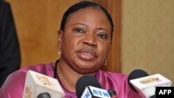 """Jaksa ICC Fatou Bensouda mengatakan beberapa """"perbuatan brutal dan penghancuran"""" yang dilakukan militan di Mali mungkin merupakan kejahatan perang (foto: dok)."""