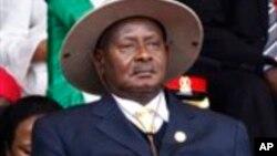 Yoweri Museveni shugaban Uganda