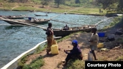 Amazi y'i Kivu yateje Cholera i Bwishyura