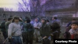 Kurdish uprising against Saddam 1991