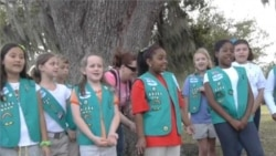 After 100 Years, Girl Scouting Thrives in US
