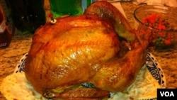 La dinde, menu principal de la Thanksgiving