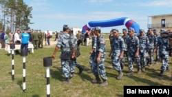 中俄增强军力挑战北约