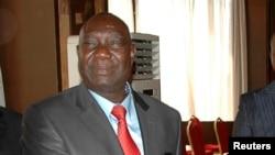 Michel Am-Nondokro Djotodia, leader de la coalition Séléka