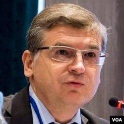 Володимир Горбач, політичний аналітик