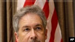 U.S. Deputy Secretary of State William Burns