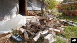 El número de terremotos en el estado de Oklahoma se ha multiplicado por el fracking, pero la magnitud suele ser mucho más baja y rondar los 3 grados Richter.