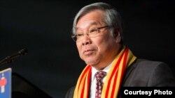 Thượng nghị sĩ Canada Ngô Thanh Hải.
