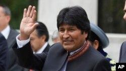 L'ex-président bolivien Evo Morales, qui s'est dit menacé, était à bord d'un avion militaire mexicain dans la nuit de lundi à mardi pour rejoindre le Mexique où il a obtenu l'asile. ( Photo d'archives)