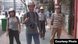 Blogger Tạ Phong Tần, Điếu Cày và AnhbaSaigon