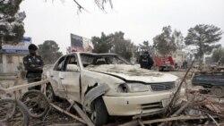 ۹ نفر در حمله انتحاری طالبان در افغانستان کشته شدند