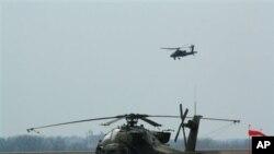 Mais Apaches para o Iraque