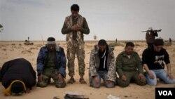 Libi: Lidè Peyi a Sèmante L ap Ranpòte Laviktwa