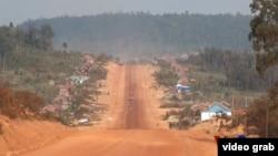 柬埔寨戈公省為大型中國項目讓路