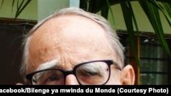 Sango Léon de Saint Moulin, na Kinshasa, RDC, (Portrait officiel), 6 novembre 2019. (Facebook/Bilenge ya mwinda du Monde)