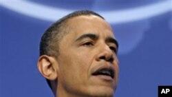 اوباما: اسلامي نړۍ سره د نوي سره اړيکې ټينگول غواړو