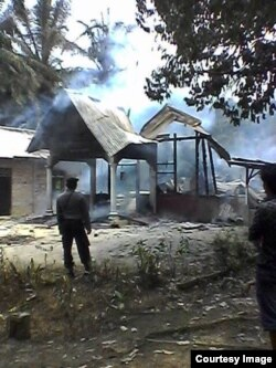 Kerusuhan di Singkil, Aceh