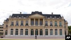 Iqtisodiy hamkorlik va taraqqiyot tashkiloti qarorhogi, Parij, Fransiya