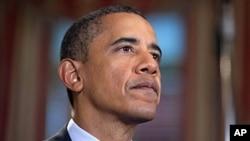 سهرۆک ئۆباما دهڵێت چاکـکردنهوهی باری ئابوری ئهمهریکا کاتی دهوێت