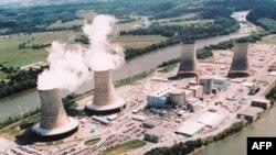 Атомна електростанція Три-Майл-Айленд у штаті Пенсильванія