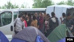 په هنګري کې دا ځای د کرمند کمپ نومیږي چې اکثریت پکې افغانان اوسیږي