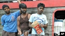 Sri Lankan asylum-seekers held up in Indonesia while en route to Australia