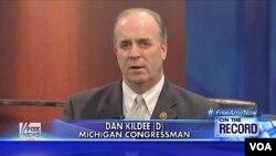 دن کیلدی نماینده دموکرات از ایالت میشیگان در مجلس نمایندگان ایالات متحده آمریکا