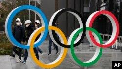 Підготовка до Олімпіади у Токіо, березень 2020