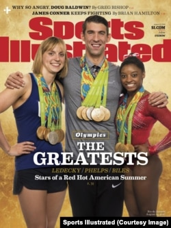 The August 22 Sports Illustrated cover